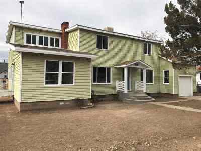 Single Family Home For Sale: 1661 Dolores Street
