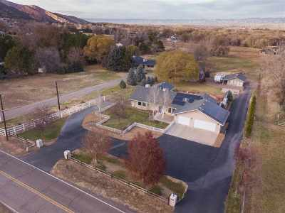 Grand Junction Single Family Home For Sale: 1992 S Broadway