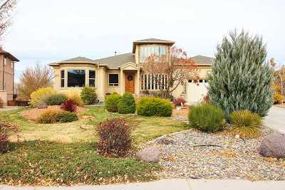 Grand Junction Single Family Home For Sale: 2066 Baseline Drive