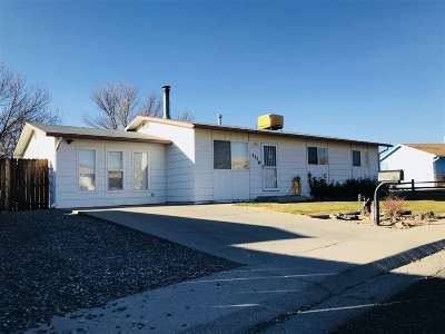 Grand Junction Single Family Home For Sale: 481 Dodge Court