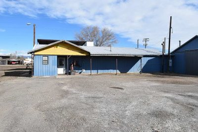 Fruita Commercial For Sale: 733 Highway 6&50