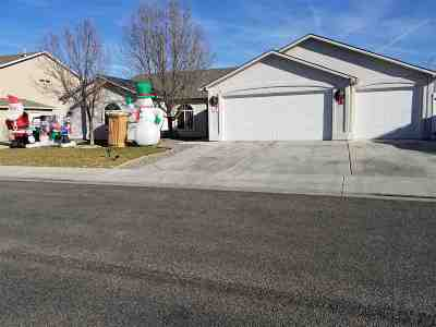 Grand Junction Single Family Home For Sale: 284 Snyder Creek Drive