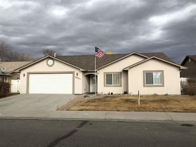 Grand Junction Single Family Home For Sale: 3008 1/2 Oakwood Drive
