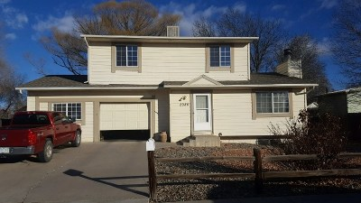 Grand Junction CO Single Family Home For Sale: $209,999