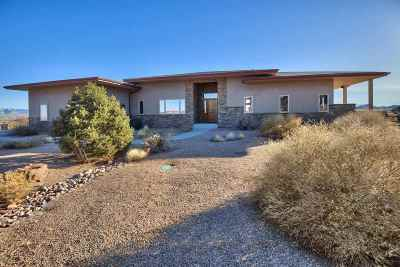 Grand Junction CO Single Family Home For Sale: $950,000