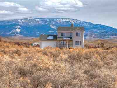 Whitewater Single Family Home For Sale: 7840 Bean Ranch Road