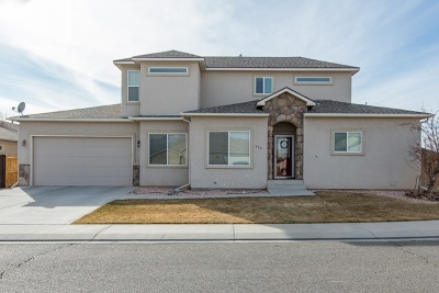 Grand Junction Single Family Home For Sale: 499 Chatfield Circle