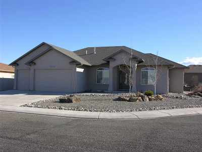 Grand Junction Single Family Home For Sale: 2979 Comanche Court