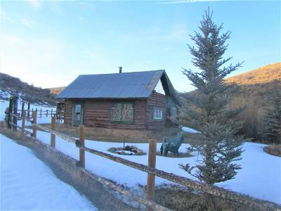 Single Family Home For Sale: 71830 Highway 330