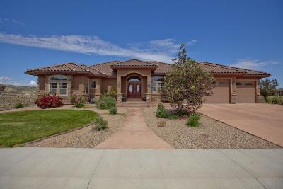 Grand Junction CO Single Family Home For Sale: $699,900