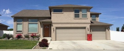 Grand Junction CO Single Family Home For Sale: $354,900