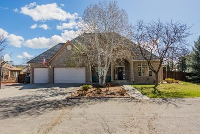 Single Family Home For Sale: 2662 Sacoma Court