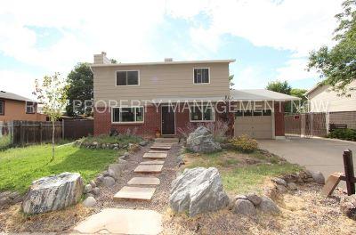 Single Family Home For Sale: 483 1/2 Anjou Drive
