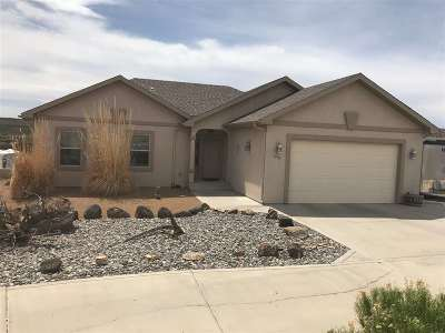 Whitewater Single Family Home For Sale: 34711 Pronghorn Drive