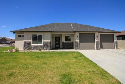 Single Family Home For Sale: 2498 Tiptop Avenue #A
