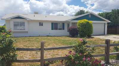 Grand Junction CO Single Family Home For Sale: $184,000
