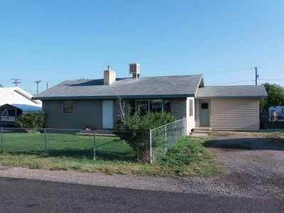 Grand Junction CO Single Family Home For Sale: $170,000