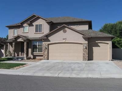 Single Family Home For Sale: 669 Cloverglen Drive