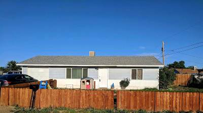 Clifton Single Family Home For Sale: 427 32 3/8 Road