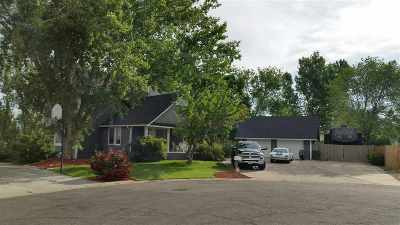 Grand Junction Single Family Home For Sale: 808 La Paz Court