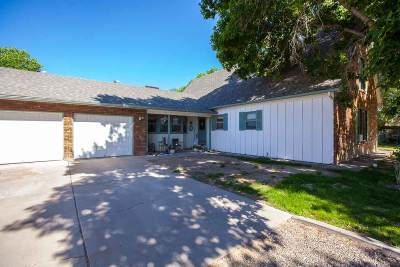 Single Family Home For Sale: 619 31 Road