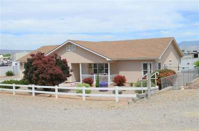 Grand Junction CO Single Family Home For Sale: $270,000