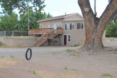 Grand Junction CO Single Family Home For Sale: $245,000