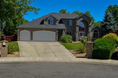 Single Family Home For Sale: 682 Moonridge Circle