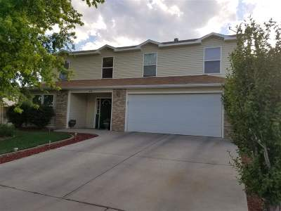 Single Family Home For Sale: 529 N Mountain Oak Court