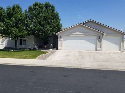 Single Family Home For Sale: 284 Snyder Creek Drive