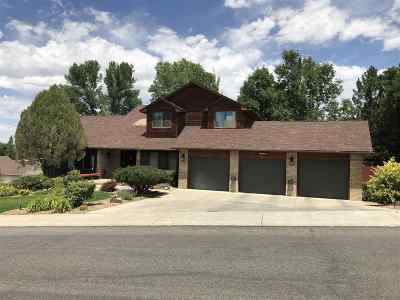 Single Family Home For Sale: 2682 G 1/2 Road