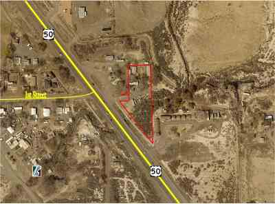 Whitewater Commercial For Sale: 4074 Highway 50