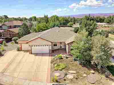 Single Family Home For Sale: 2621 Wisteria Court