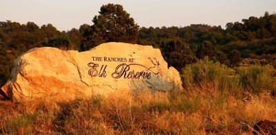 Residential Lots & Land For Sale: Elk Reserve Road