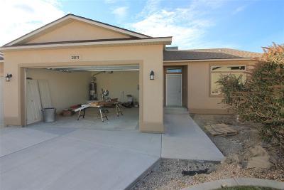 Grand Junction Condo/Townhouse For Sale: 2811 Rio Grande Court