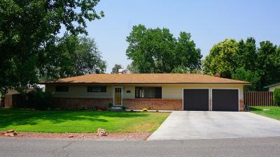 Single Family Home For Sale: 2382 S San Miguel Drive
