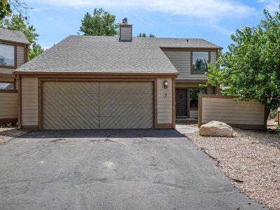 Condo/Townhouse For Sale: 397 Ridge Circle Drive #7