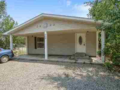 Grand Junction CO Single Family Home For Sale: $179,900