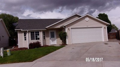 Single Family Home For Sale: 472 Robin Court