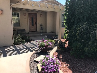 Grand Junction Single Family Home For Sale: 546 El Rio Court