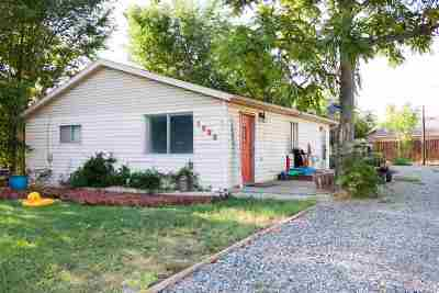 Fruita Single Family Home For Sale: 1029 E Carolina Avenue