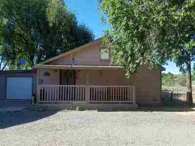 Grand Junction Single Family Home For Sale: 508 1/2 29 Road