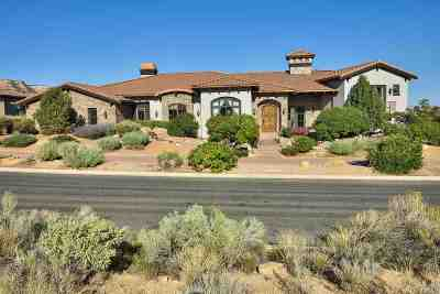 Grand Junction CO Single Family Home For Sale: $2,298,000