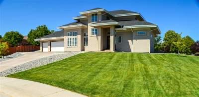 Grand Junction Single Family Home For Sale: 697 Poplar Court