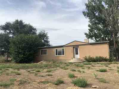 Fruita Single Family Home For Sale: 1904 J Road