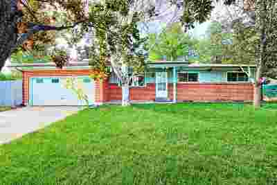 Grand Junction Single Family Home For Sale: 2105 Zion Road