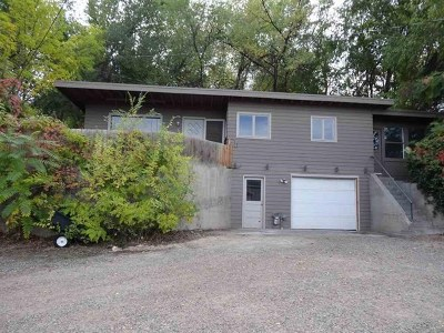 Grand Junction Single Family Home For Sale: 2483 1/2 Broadway