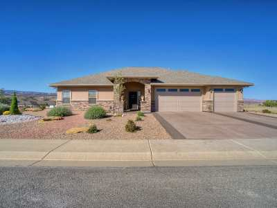 Grand Junction CO Single Family Home For Sale: $510,000