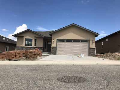 Grand Junction CO Single Family Home For Sale: $275,900