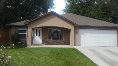 Grand Junction CO Single Family Home For Sale: $239,000